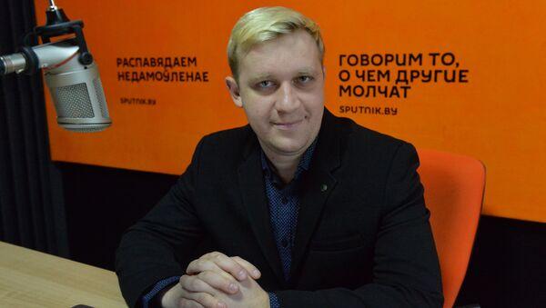 Александр Комаровский - Sputnik Узбекистан