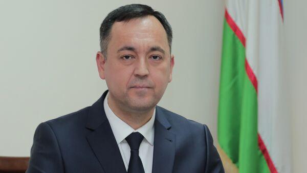 Milliy tiklanish partiyasidan Prezidentlikka nomzod Sarvar Otamuratov - Sputnik Oʻzbekiston