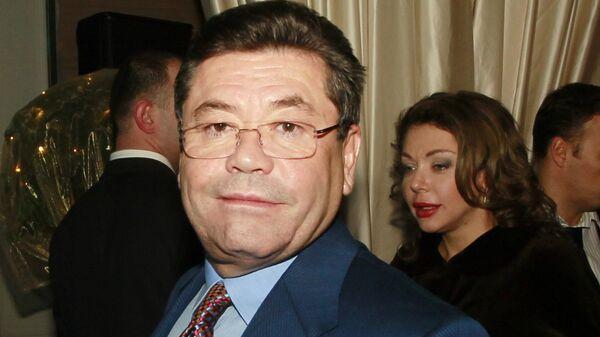Совладелец компании Eurasian National Resources Corporation Патох Шодиев - Sputnik Узбекистан