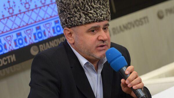 Shafig Pshixachev - Sputnik Oʻzbekiston