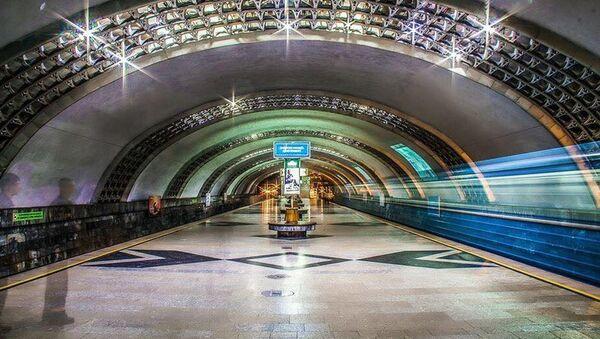 Toshkent metrosi - Sputnik Oʻzbekiston