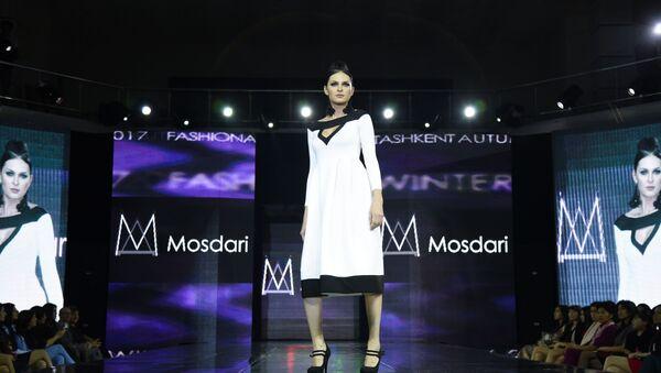 Модная Золотая осень стартовала в Ташкенте - Sputnik Узбекистан