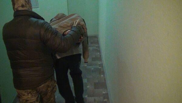 Zaderjaniye podozrevayemыx v podgotovke teraktov v Moskve i Peterburge - Sputnik Oʻzbekiston