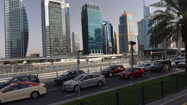 Города мира. Дубай - Sputnik Узбекистан