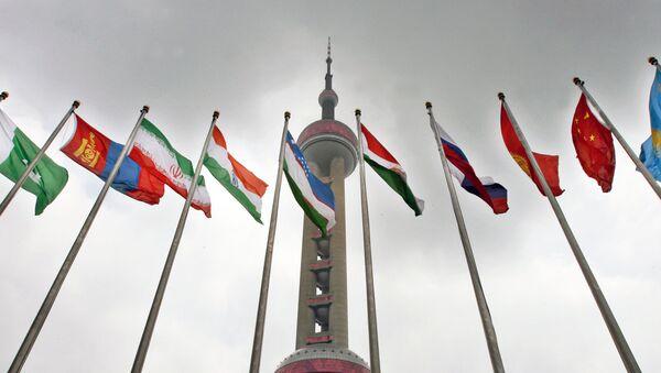 Flagi stran-uchastnits SHOS - Sputnik Oʻzbekiston