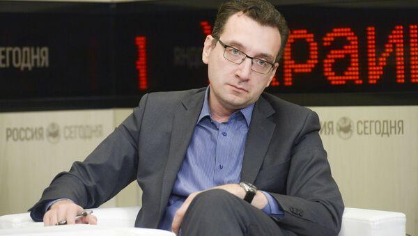 Politolog Aleksandr Guщin - Sputnik Oʻzbekiston