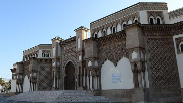 Мечеть Мохаммеда V в Агадире в Марокко - Sputnik Узбекистан