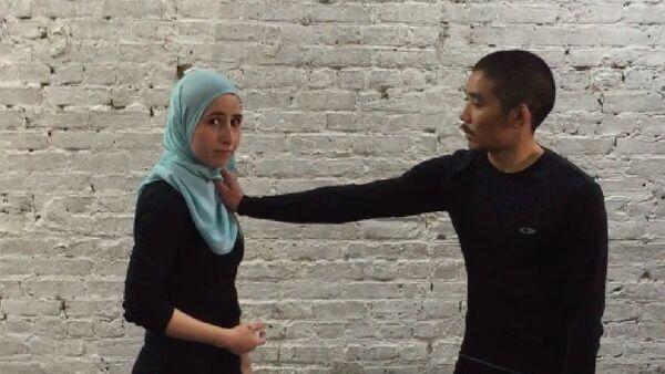 Американка организовала курсы самообороны для мусульманок - Sputnik Узбекистан