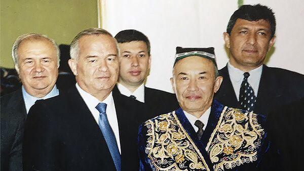 Ислом Каримов ва Абдулла Орипов - Sputnik Ўзбекистон