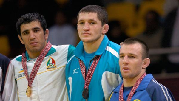 Борца вольного стиля Сослана Тигиева лишили медали Олимпийских игр — 2008 - Sputnik Узбекистан