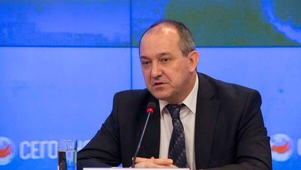 Владимир Евсеев - Sputnik Ўзбекистон
