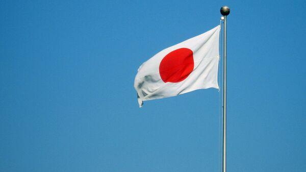 Флаг Японии - Sputnik Ўзбекистон