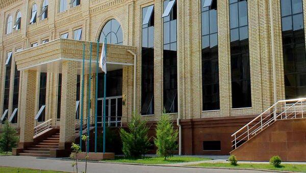 Здание Торгово-промышленной палаты Узбекистана - Sputnik Узбекистан