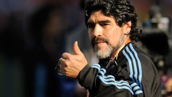 Futbol. CHM-2010. Match Argentina – Nigeriya - Sputnik Oʻzbekiston