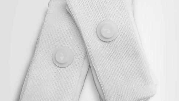 Умные носки для диабетиков - Sputnik Узбекистан