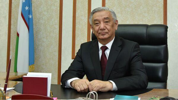 MSK raisi Mirza-Ulugʻbek Abdusalomov - Sputnik Oʻzbekiston