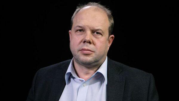 Олег Буклемишев - Sputnik Узбекистан