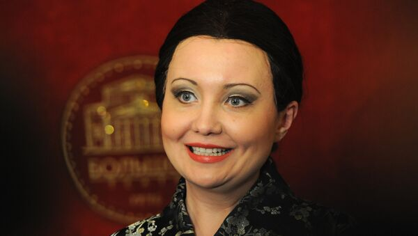Оперная певица Альбина Шагимуратова - Sputnik Узбекистан