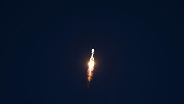 Пуск ракеты Союз-У - Sputnik Узбекистан