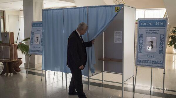 Podgotovka k prezidentskim vыboram v Uzbekistane - Sputnik Oʻzbekiston