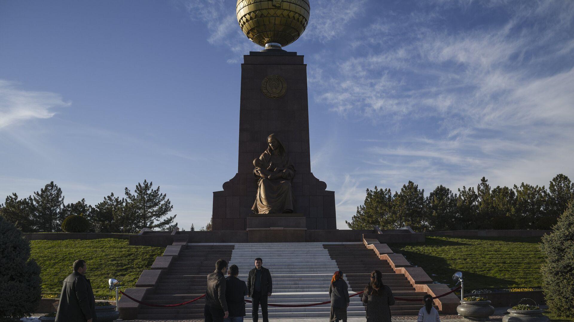 Goroda Mira. Tashkent - Sputnik Oʻzbekiston, 1920, 20.09.2021
