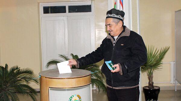 Andijonda prezident saylovi - Sputnik Oʻzbekiston