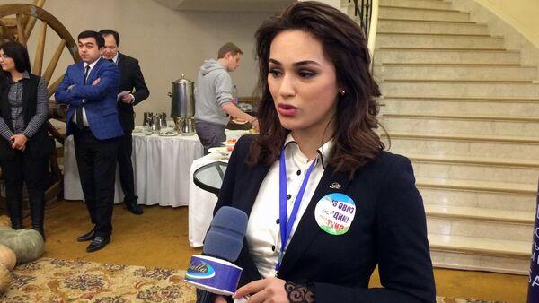 Lola Axmedova - Sputnik Oʻzbekiston