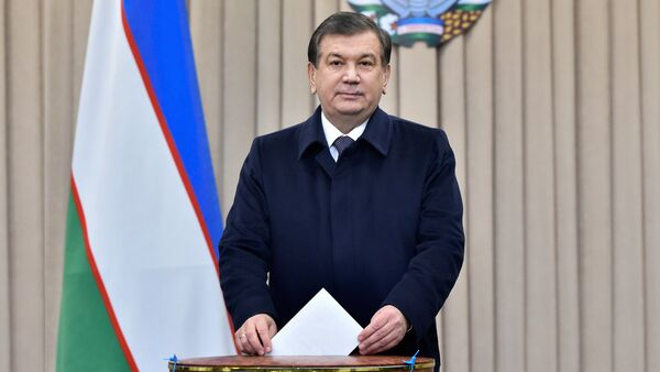 Oʻzbekiston prezidenti saylovi - Sputnik Oʻzbekiston