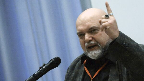 Председатель Исламского комитета России Гейдар Джемаль - Sputnik Узбекистан