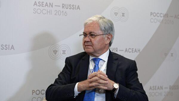 Генеральный секретарь ШОС Рашид Алимов - Sputnik Узбекистан