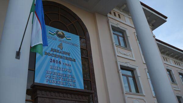 Prezident saylovi - Sputnik Oʻzbekiston