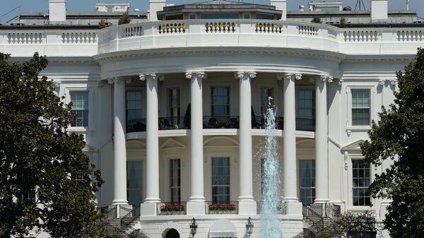 Белый дом в Вашингтоне - Sputnik Ўзбекистон