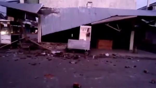 СПУТНИК_Последствия мощного землетрясения у берегов Суматры - Sputnik Узбекистан