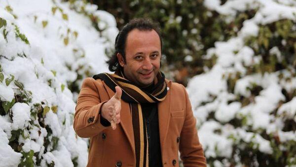 Узбекский актер, режиссер и сценарист Санжар Шодиев - Sputnik Узбекистан