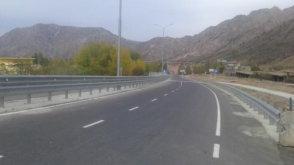 Doroga Tashkent-Chirchik-Chimgan kapitalno otremontirovana - Sputnik Oʻzbekiston