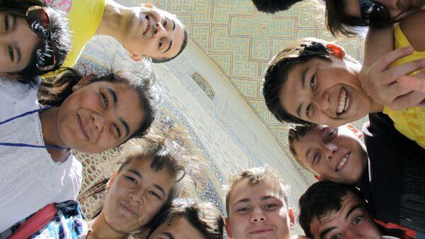 Молодежный форум Социальная поддержка молодежи, выходящей из-под опеки, для успешной интеграции в независимую жизнь - Sputnik Узбекистан