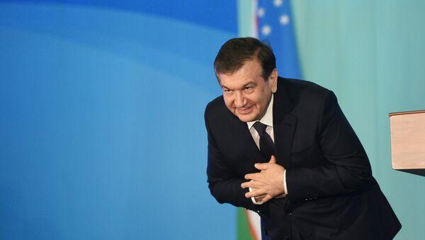 Ситуация после выборов президента в Республике Узбекистан - Sputnik Узбекистан