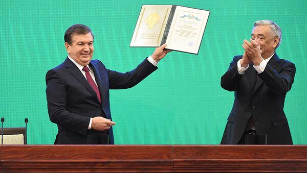 Shavkata Mirziyoyeva inaguratsiyasi - Sputnik Oʻzbekiston