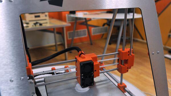 3D-принтер - Sputnik Узбекистан