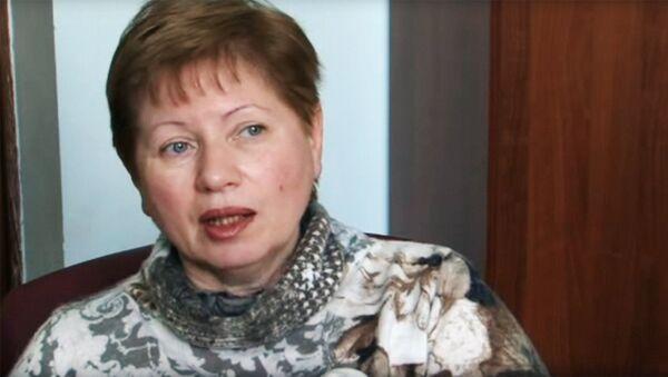 Елена Шестопал - Sputnik Ўзбекистон