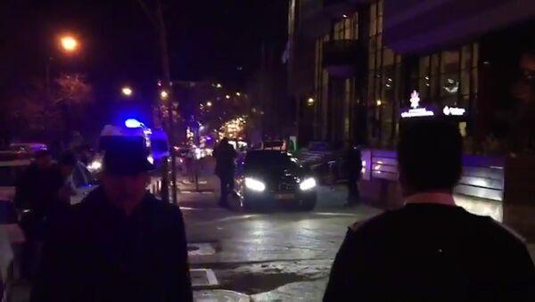 В Анкаре совершено убийство посла РФ Андрея Карлова - Sputnik Узбекистан