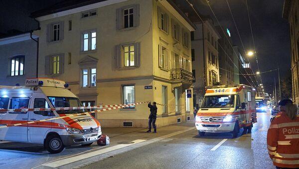 Стрельба в исламском центре в Цюрихе - Sputnik Узбекистан