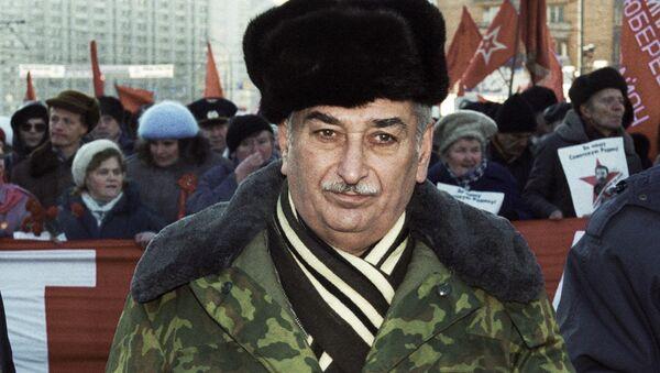 Евгений Джугашвили - Sputnik Ўзбекистон