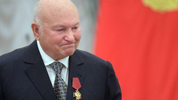 Бывший мэр Москвы Юрий Лужков - Sputnik Узбекистан