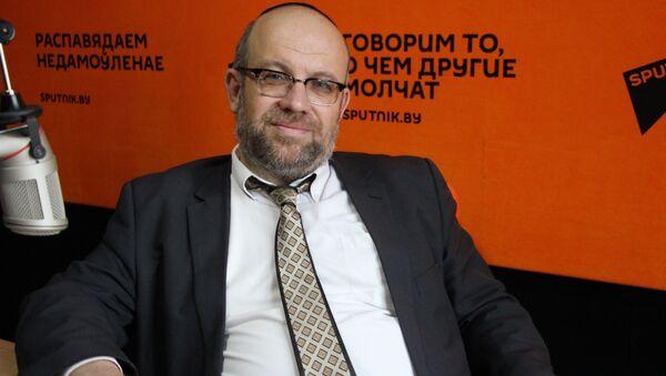 Мордехай Райхинштейн - Sputnik Узбекистан