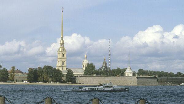 Petropavlovskaya krepost - Sputnik Oʻzbekiston