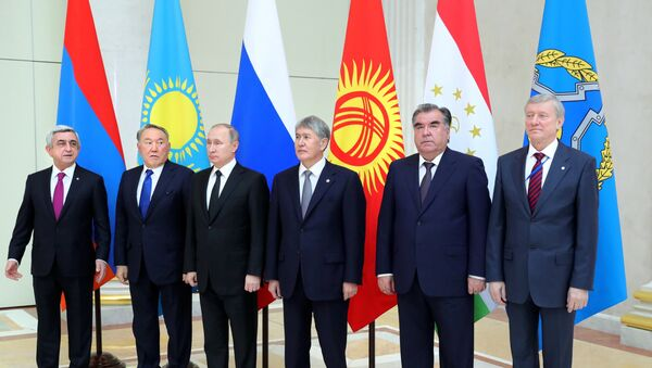 Sankt-Peterburgda KXSHT sammiti - Sputnik Oʻzbekiston