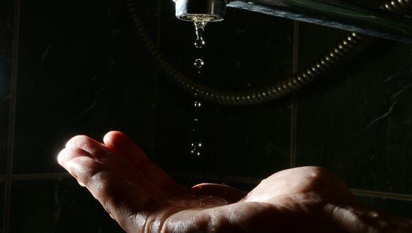Кран в ванной комнате - Sputnik Ўзбекистон