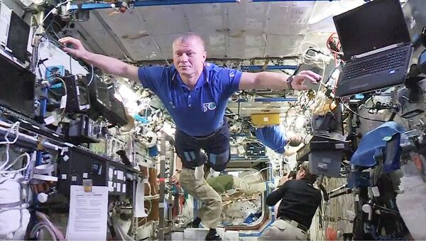 Астронавт Европейского космического агентства Тома Песке - Sputnik Узбекистан