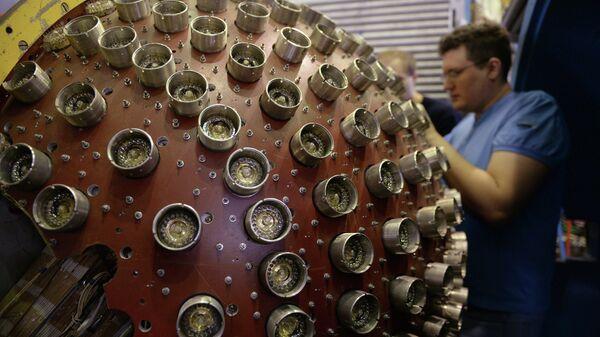 Коллайдеры в институте ядерной физики - Sputnik Узбекистан